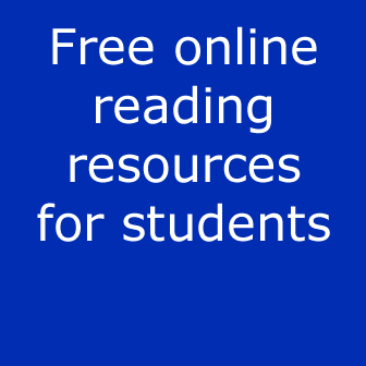 Free online reading resources for students